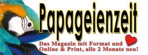 Banner-Papageienzeit